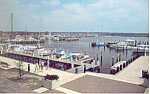 Click here to enlarge image and see more about item p16721: Somers Cove Marina Crisfield Maryland Postcard p16721