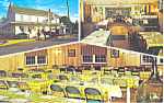 Brownstown Restaurant  Brownstown  PA  Postcard p16726