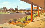 Penn Alto Motel, Duncansville, PA Postcard