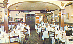 Quaker Restaurant  West Chester  PA Postcard p16744