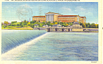 Click here to enlarge image and see more about item p16756: Art Museum,Philadelphia, PA Postcard 1933