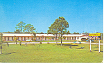 Breezewood Acres Motel, Ft Myers, Florida Postcard