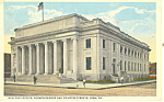 York PA US Post Office Postcard p16846 1918