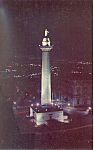 Click here to enlarge image and see more about item p16855: Washington Monument Baltimore Maryland Postcard p16855