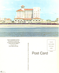 The Flanders Hotel Ocean City NJ Postcard p16875