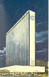 New York Hilton New York City NY Postcard p16880