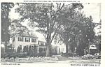 Washington Crossings Inn, PA Postcard