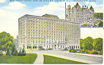 De Witt Clinton Hotel, Albany, New York Postcard