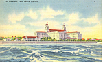 The Breakers Palm Beach Florida Postcard p16972