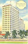 Miami Colonial Hotel, Miami, Florida Postcard