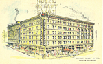 Shirley Savoy Hotel Denver Colorado Postcard p16976
