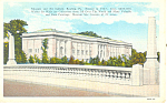 Museum Art Gallery Reading Pennsylvania Postcard p16986