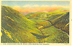 Crawford Notch, NH  Postcard 1951