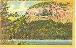 Echo Lake, North Conway,NH Postcard