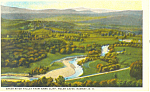 Baker River Valley, Polar Caves ,NH Postcard