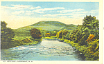 Mt Ascutney, Claremont, NH   Postcard