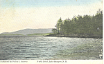 North Point, Lake Sunapee, NH   Postcard 1911