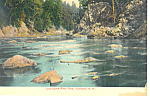 Click here to enlarge image and see more about item p17106: Contoocook River Park Concord NH   Postcard p17106