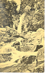Glen Ellis Falls, Pinkham Notch,NH   Postcard