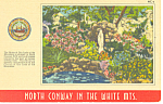 Shrine Lady of Mountain North Conway,NH  Postcard