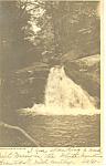 Wonalancet Falls,NH  Postcard 1906