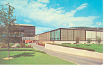 Click here to enlarge image and see more about item p17187: Corning Museum Glass, Corning  NY  Postcard