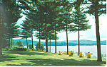 Word of Life Inn  Schroon Lake  NY  Postcard p17210