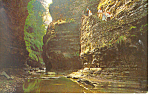The Vista, Watkins Glen NY  Postcard