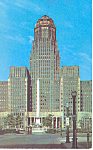 City Hall, Buffalo NY  Postcard