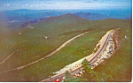Whiteface Mountain Highway NY  Postcard p17255