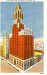Baltimore MD Baltimore Trust Bldg Postcard