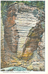 Click here to enlarge image and see more about item p17327: Elephants Head,Ausable Chasm, NY  Postcard