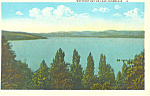 Westport Bay on Lake Champlain NY  Postcard p17336