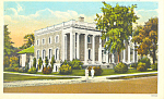 Village Club Cooperstown NY  Postcard p17349