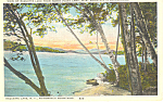 Click here to enlarge image and see more about item p17352: Raquette Lake Adirondacks  NY  Postcard p17352