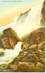 Rock of Ages, Niagara Falls, NY  Postcard
