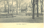 Click here to enlarge image and see more about item p17429: No 3 School Olean NY  Postcard p17429 1912