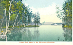 Click here to enlarge image and see more about item p17462: Fulton Chain Lakes Adirondacks NY  Postcard p17462