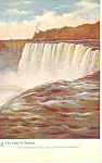 Click here to enlarge image and see more about item p17497: Niagara Falls NY  Tuck Postcard p17497