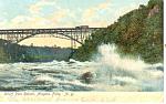Whirl Pool Rapids Niagara Falls NY   Postcard 1906