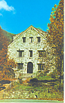 Fellowship Hall Montreat NC   Postcard p17510