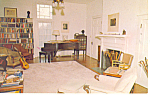 Main House Connemara Farms Flat Rock NC Postcard p17520