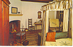 Keepers Bedroom Winston Salem NC   Postcard p17527