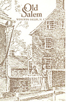Scene in Old Salem Winston Salem NC Postcard p17576
