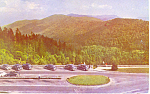 Newfound Gap Smoky Mountains National Park  NC Postcard p17584