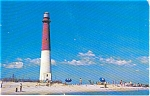 Long Beach Island NJ Old Barney  Postcard