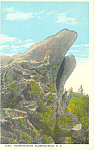 Click here to enlarge image and see more about item p17650: Blowing Rock, Blowing Rock NC Postcard