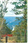 Pennsylvania Grand Canyon Postcard p17716 1959
