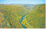 Click here to enlarge image and see more about item p17718: Pennsylvania Grand Canyon Postcard p17718