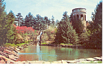 Longwood Gardens, Kennett Square,PA Postcard